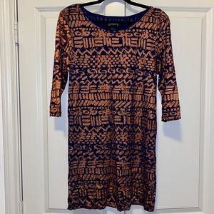Stussy Pattern Dress - Size Small